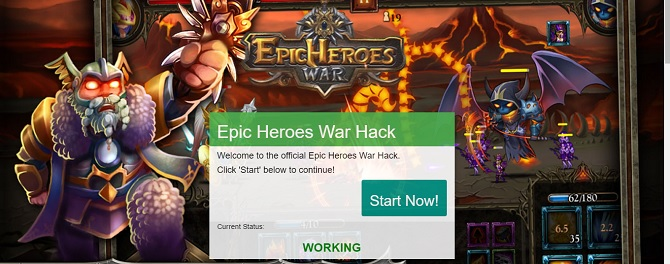 epic heroes war hack