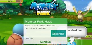 monsters park hack
