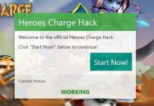 heroes charge free gems