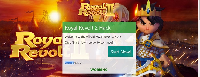 royal revolt 2 hack