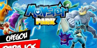 monster park guide