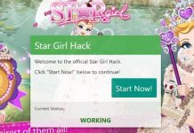 star girl hack