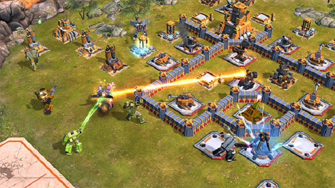transformers earth wars gameplay