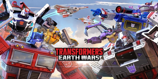 transformers earth wars guide