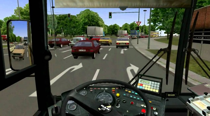 bus simulator 2015 gameplay