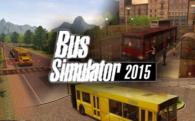 bus simulator 2015 review game